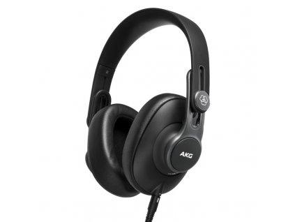 Sluchátka AKG K361 - černá
