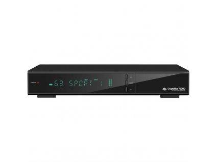 Satelitní přijímač AB CryptoBox 750HD