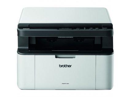 Tiskárna multifunkční Brother DCP-1510E A4, 20str./min, 2400 x 600, - černá/bílá