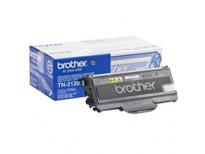 Toner Brother TN-2110, 1500 stran originální - černý