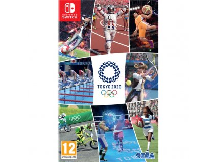 Hra Sega Nintendo Switch Olympic Games Tokyo 2020 - The Official Video Game