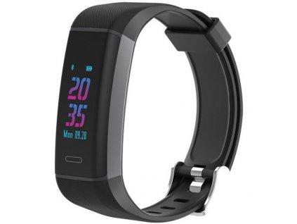 Fitness náramek Carneo G-Fit+ - černý