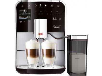 Espresso Melitta Barista TS Smart Stříbrné