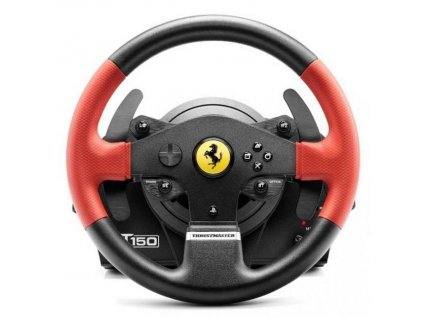 Volant Thrustmaster T150 Ferrari pro PS5, PS4, PS3, PC + pedály