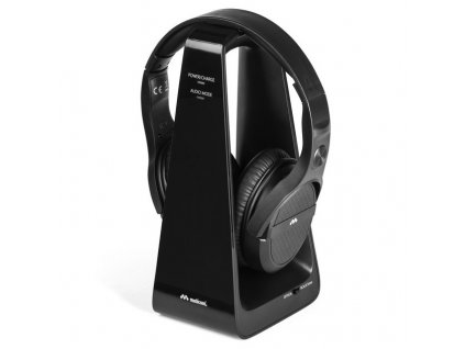 Sluchátka Meliconi HP Digital - černá