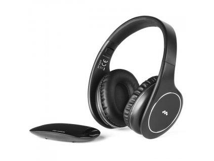 Sluchátka Meliconi HP Easy - černá