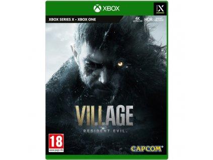 Hra Capcom Xbox Resident Evil Village