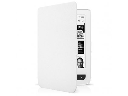 Pouzdro Connect IT pro PocketBook 624/626 (Basic Touch, Touch Lux 2, Touch Lux 3) - bílé