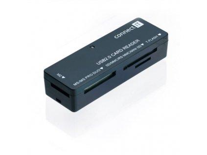 Čtečka karet Connect IT ULTRA SLIM CI-56