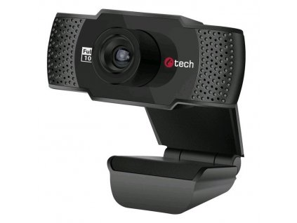 Webkamera C-Tech CAM-11FHD, 1080p - černá