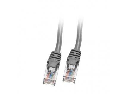 Kabel GoGEN síťový (RJ45), 10m - šedý