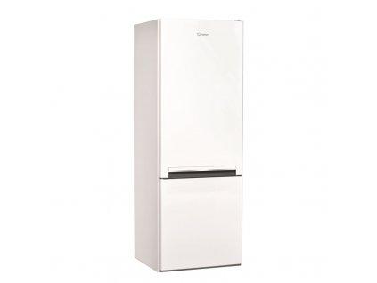 Chladnička komb. Indesit LI6 S1E W, bílá
