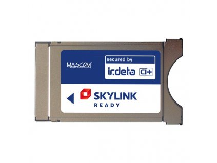 CI+ modul Mascom Irdeto Skylink Ready CI+1.3