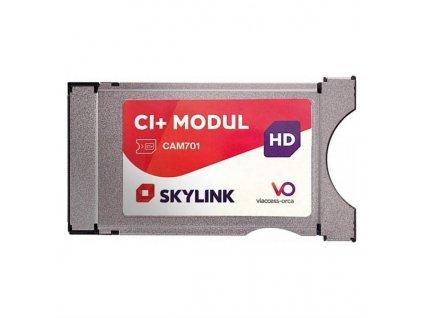 CAM modul Neotion CAM 701 Viaccess s kartou Skylink - Skylink logo