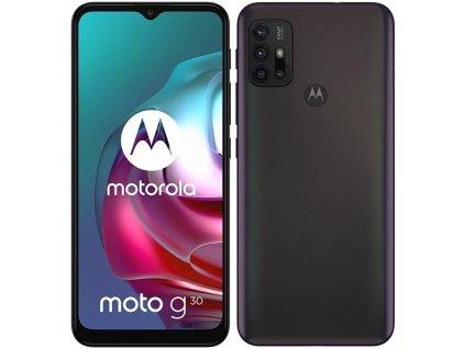 Mobilní telefon Motorola Moto G30 6/128 GB - černý
