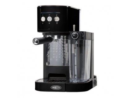 Espresso kávovar pákový - černý - Boretti B400