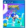 Hra Sega PlayStation 4 Sonic Colours: Ultimate