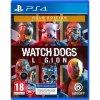 Hra Ubisoft PlayStation 4 Watch Dogs Legion Gold Edition