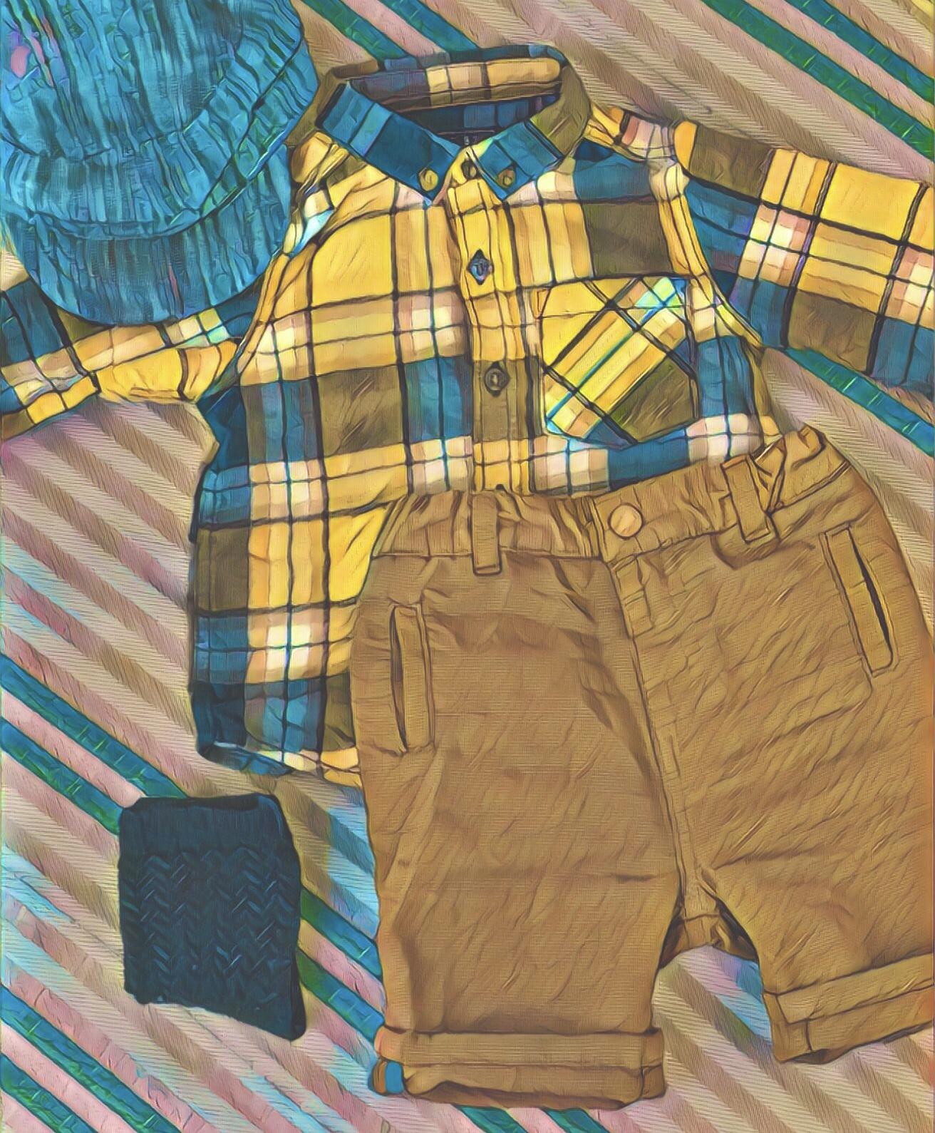 Proč si dětské oblečení půjčit a nekupovat?