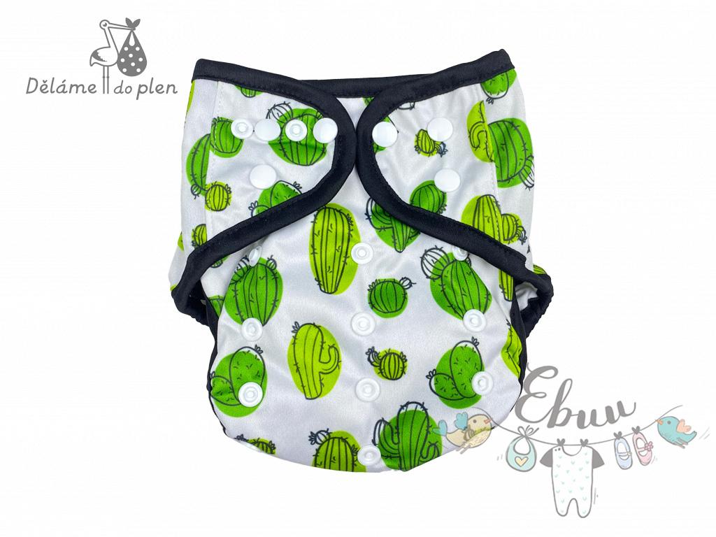 svrchní kalhotky kaktusy