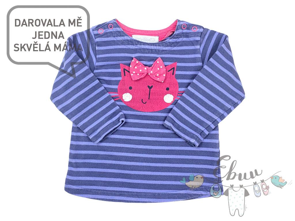 kočičí tričko