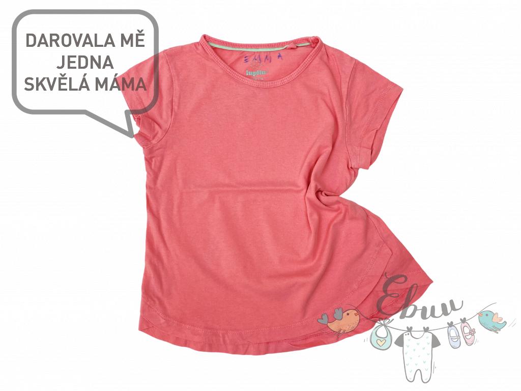 růžové triko 2