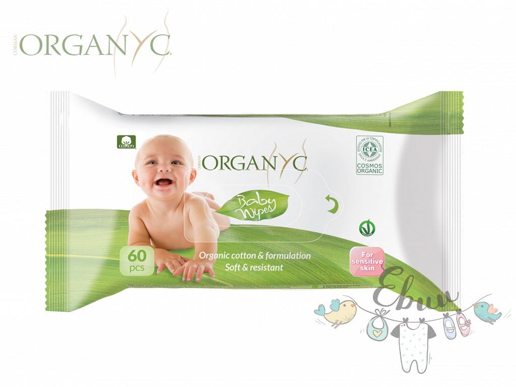 organyc wipes