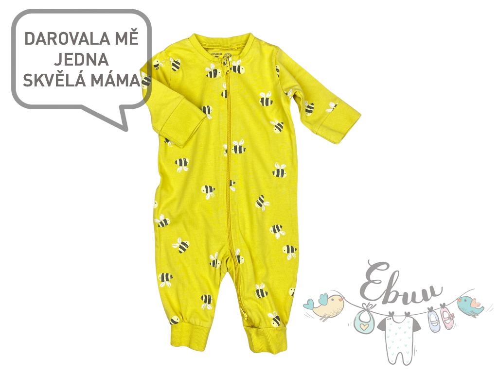 pyžamko včely