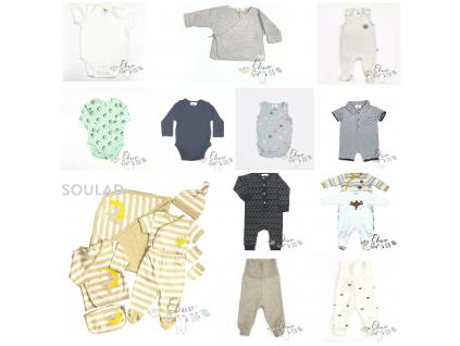 novorozenecký komplet, 18 kusů