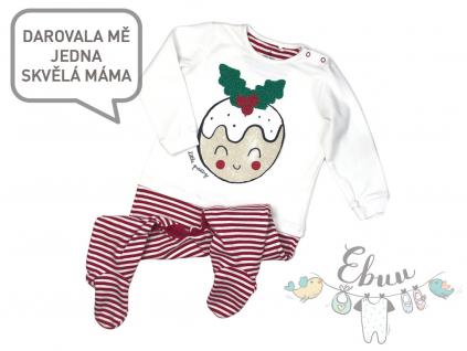 vánoční pyžamko