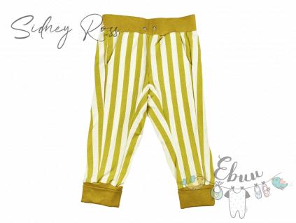 žluté kalhoty