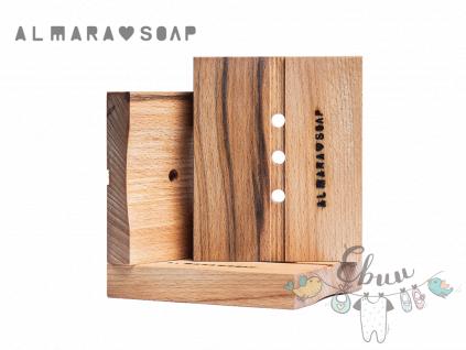 dřevěná mýdlenka č. 2