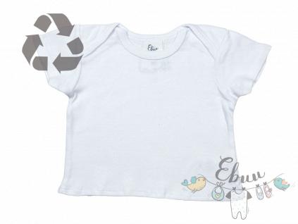 recyklované triko