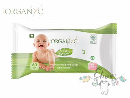 organyc wipes