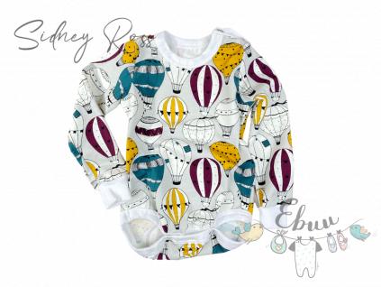 balony dlouhy