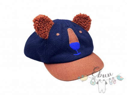 medvěd kšilt