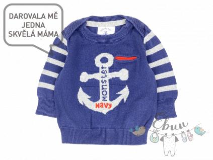 námořnický svetřík