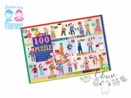 puzzle děti