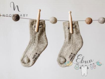 ponožky jak šedý2 logo