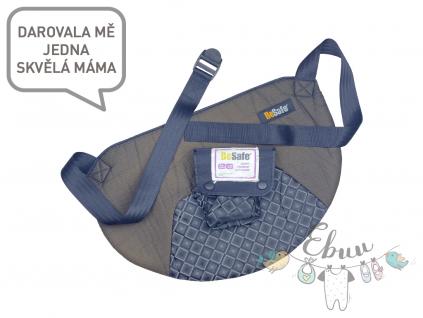 BeSafe bezpečnostní pás pro těhotné