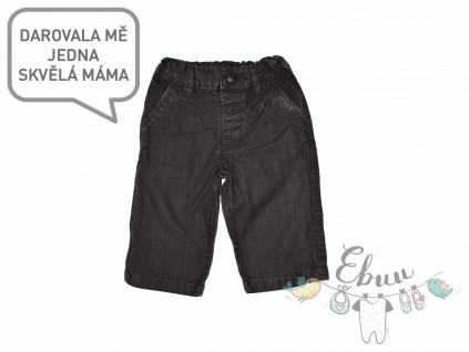 šedohnědé kalhoty Next