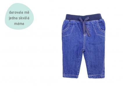 tmavé džíny
