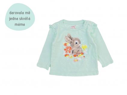 tričko s králíčkem
