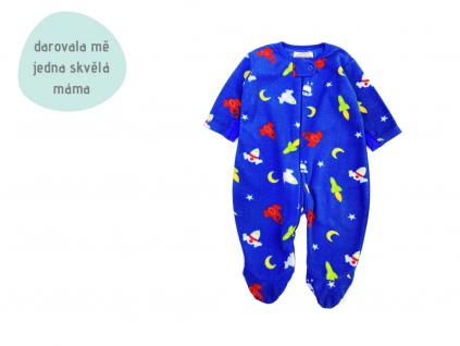 vesmírné pyžamko
