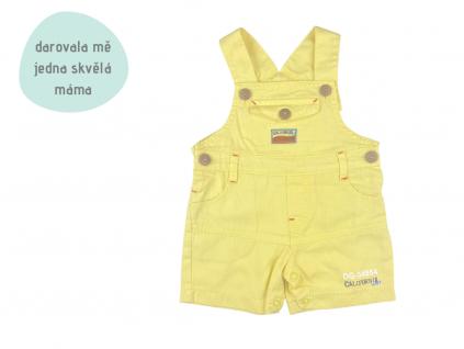 žluté letní lacláče