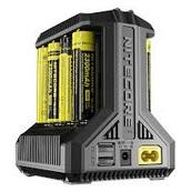 Baterie a nabíječky pro Gripy