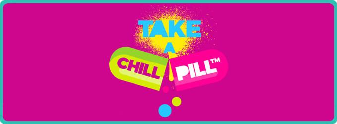 Příchutě Chill Pill