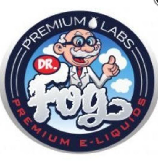 Příchutě Dr. Fog