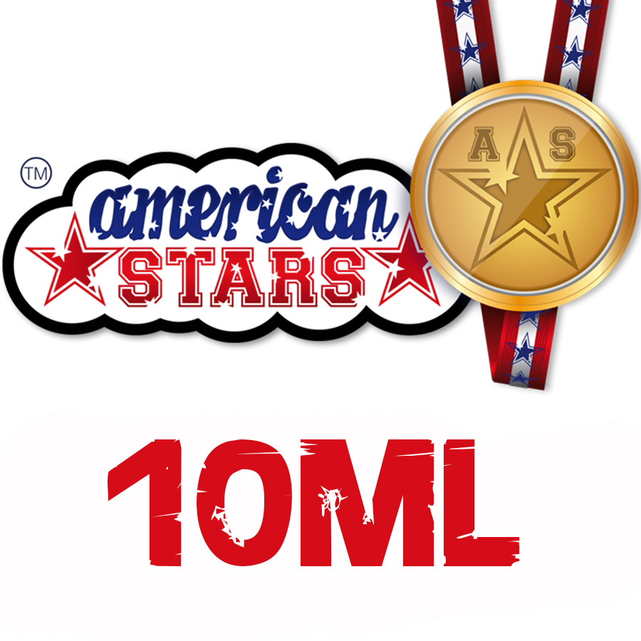 Flavourtec American Stars 10ml - DOPRODEJ