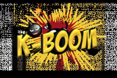 Příchutě K-Boom
